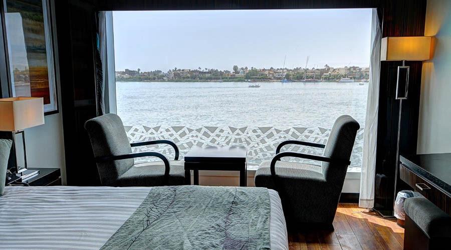 Le Fayan Nile cruise