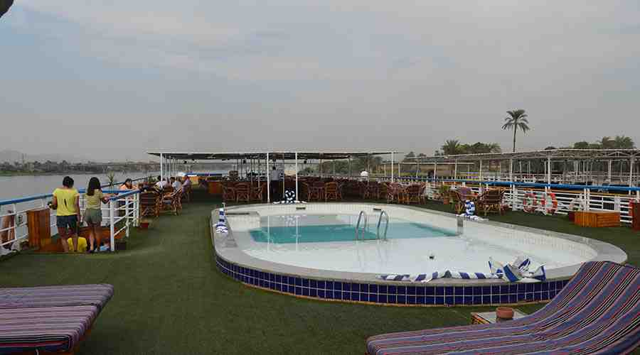 Hapi 5 Nile cruise Egypt booking, prices, reviews and full itineraries