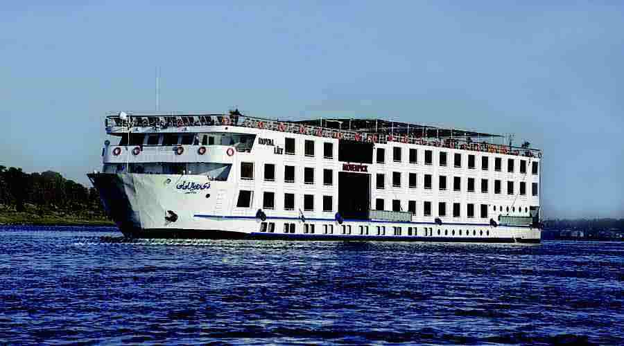 Royal Lily Nile cruise