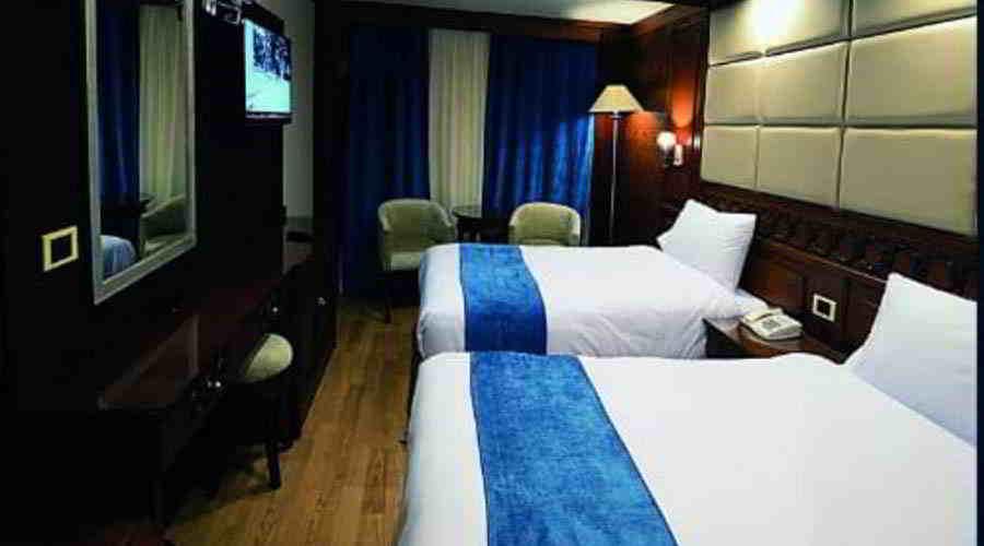 Blue 2 Shadow Nile cruise