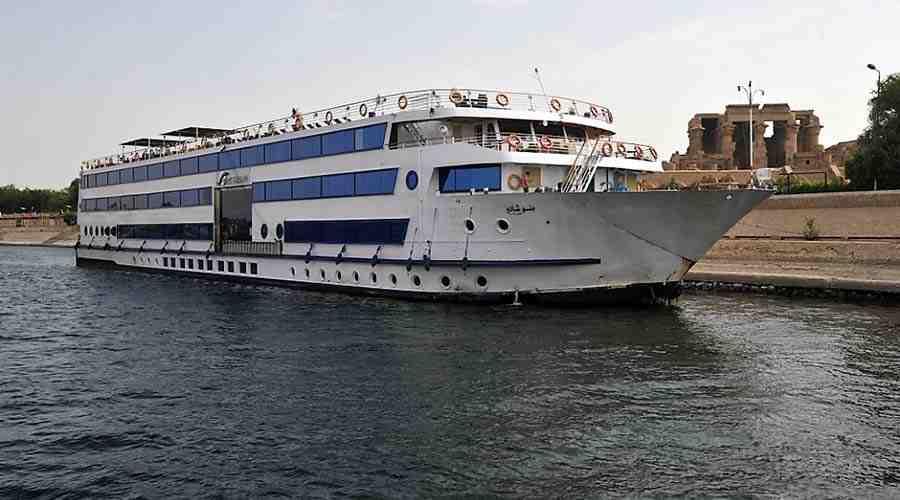 Blue Shadow 2 Nile cruise