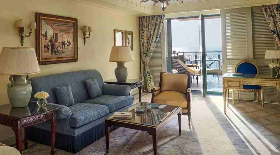 Four Seasons Alexandria hotel