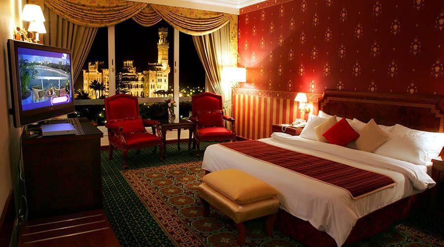 Helnan Palestine presidential suite