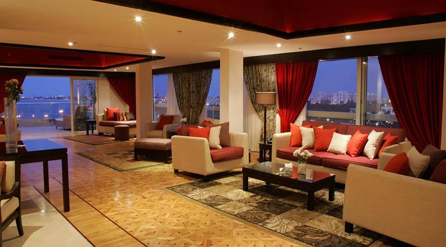 Helnan Palestine Pent House suite
