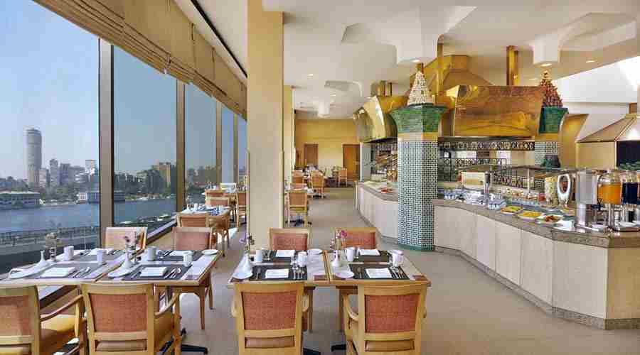 Ramses Hilton hotel Cairo