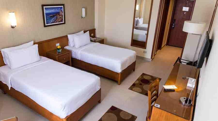 Grand Plaza hotel Alexandria