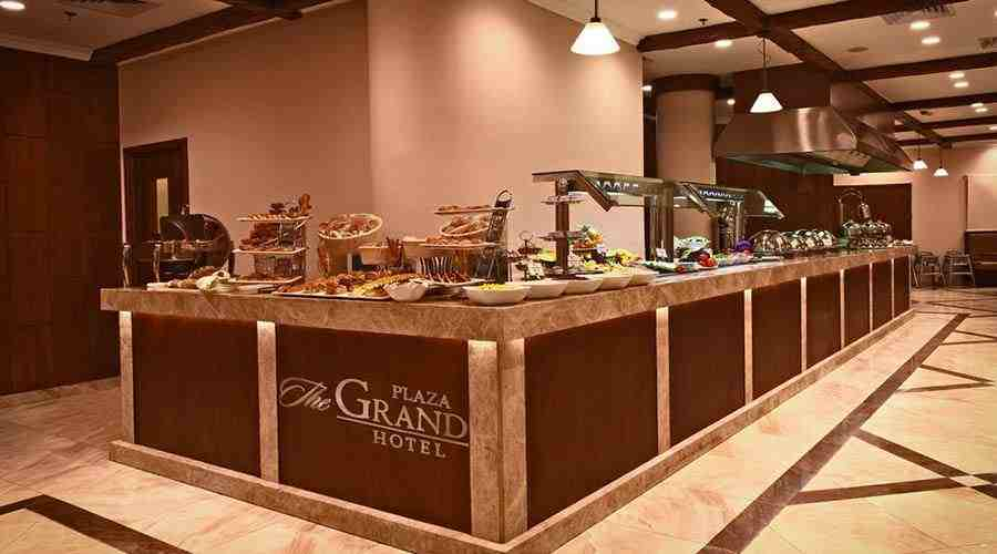 The Grand Plaza hotel Alexandria Egypt