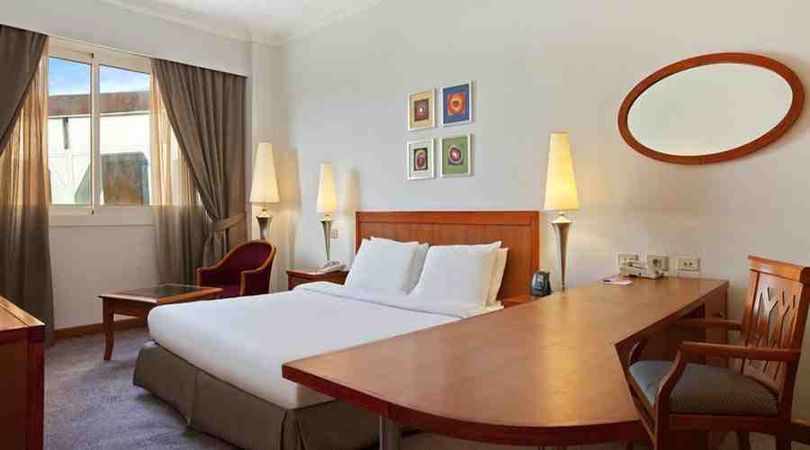 Hilton Green Plaza hotel Alexandria