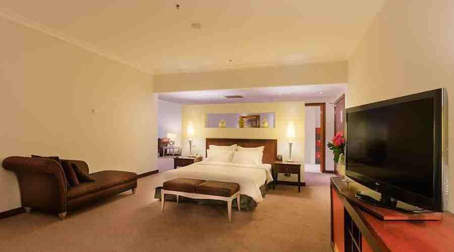 Hilton Green Plaza hotel