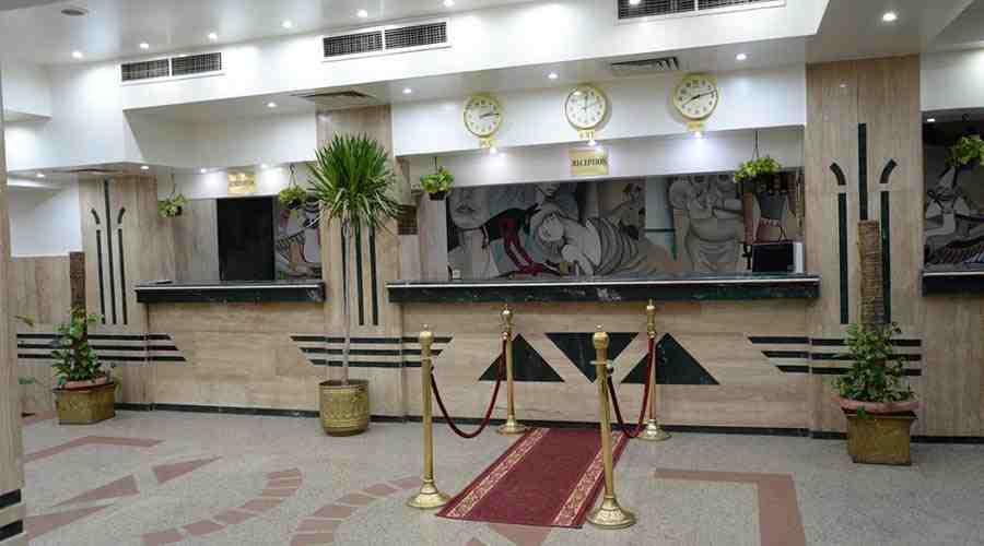Marhaba Palace hotel Aswan