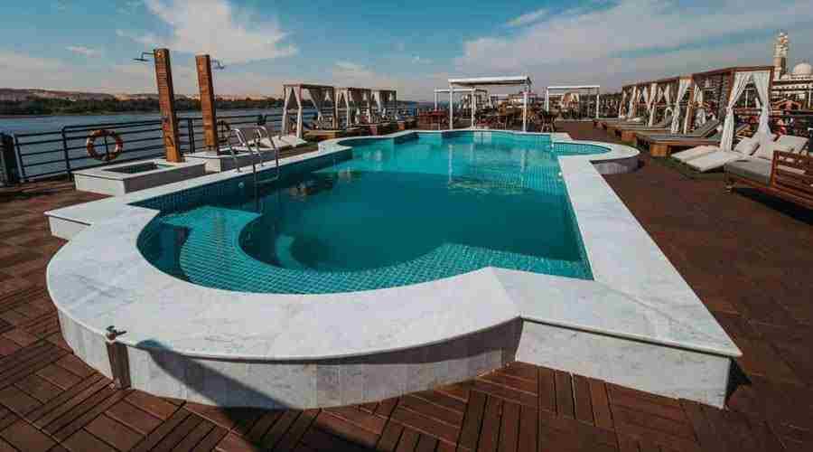 Mayflower Nile cruise