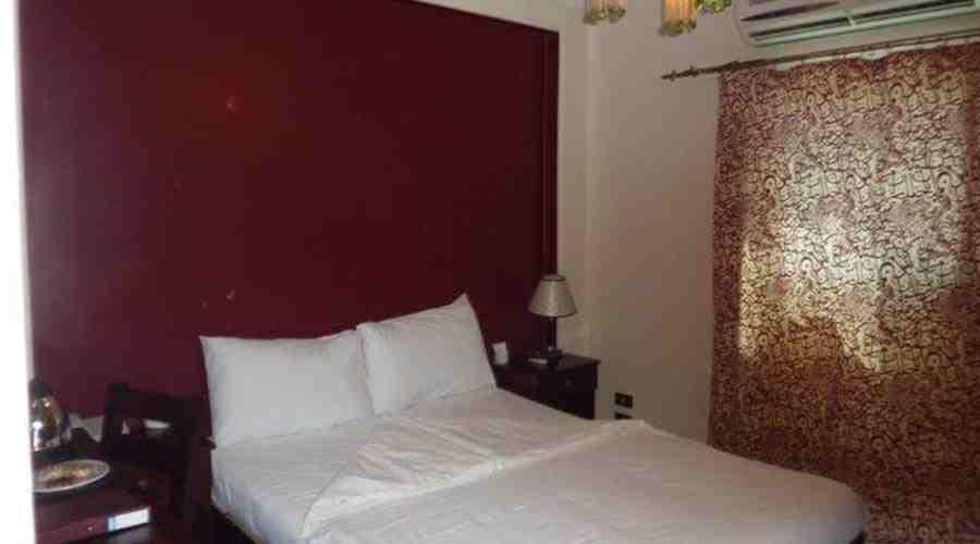 Philae hotel Aswan standard room Philae hotel Aswan standard triple room