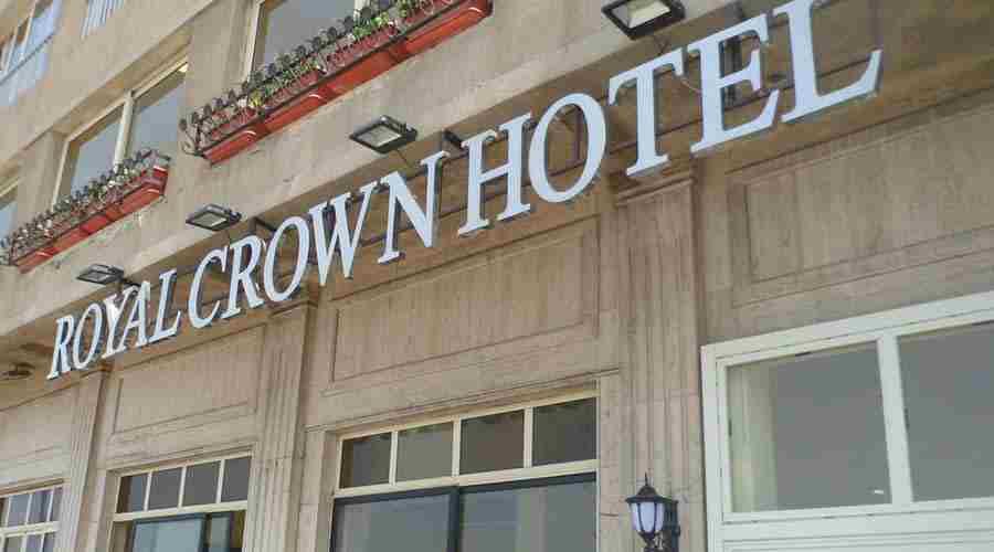 Royal Crown hotel Alexandria