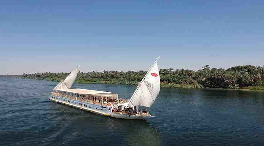 Asiya Nile dahabiya