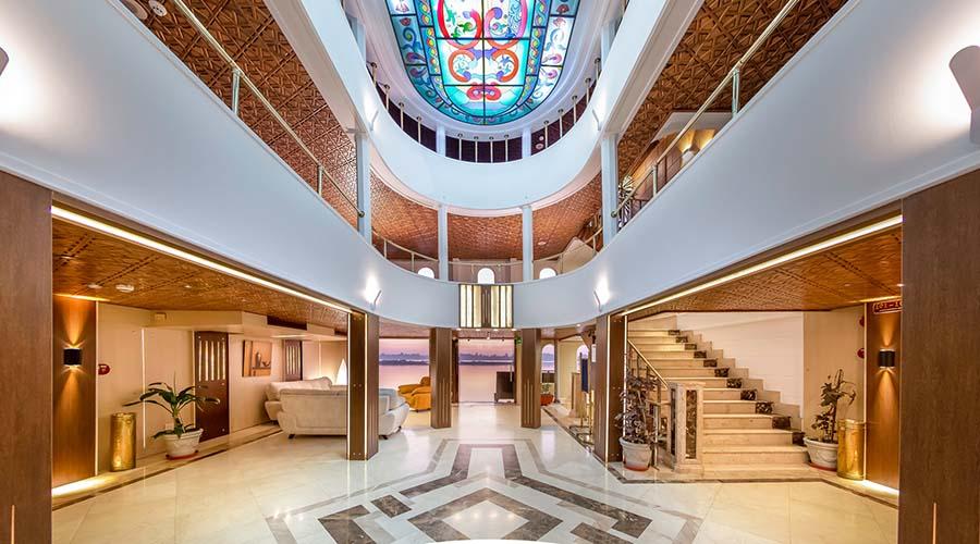 Solaris I Nile cruise