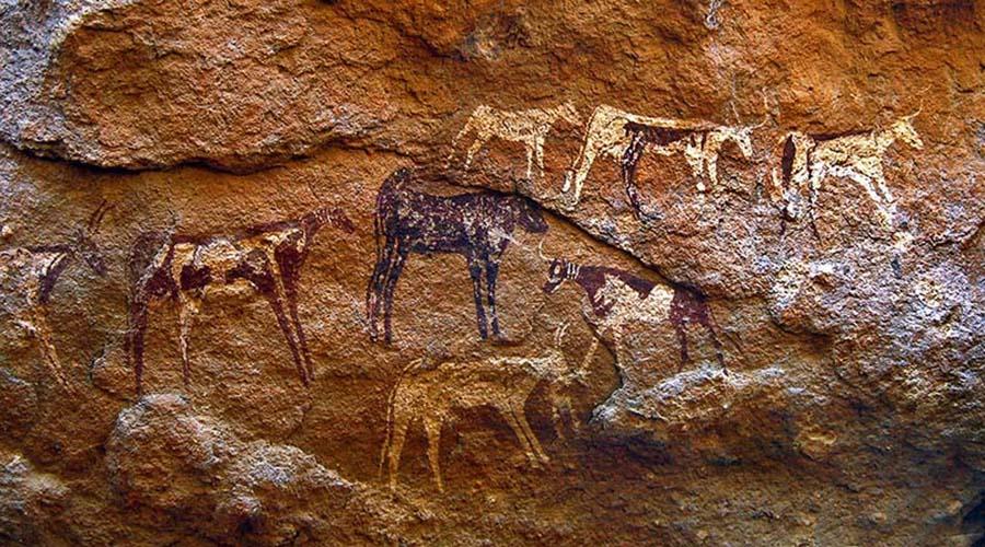 Shaws Cave Gilf Elkebir