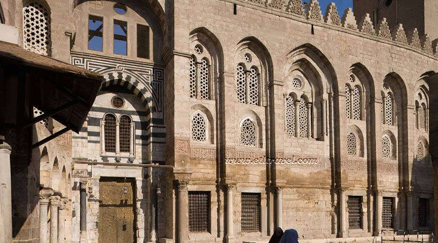 Sultan Qalawun complex Cairo
