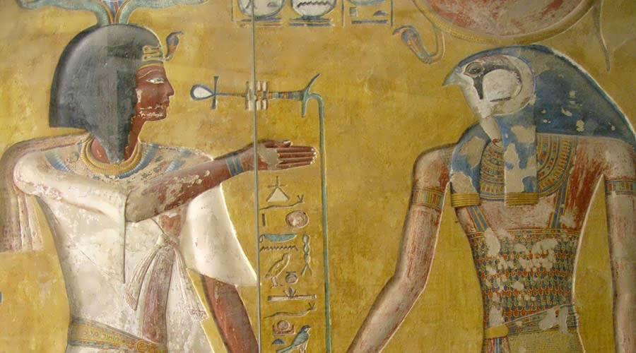 Tausert tomb Luxor