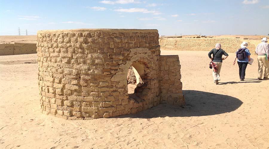 Tebtunis Fayoum Egypt