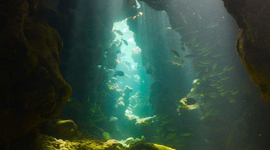The Caves Dahab Egypt