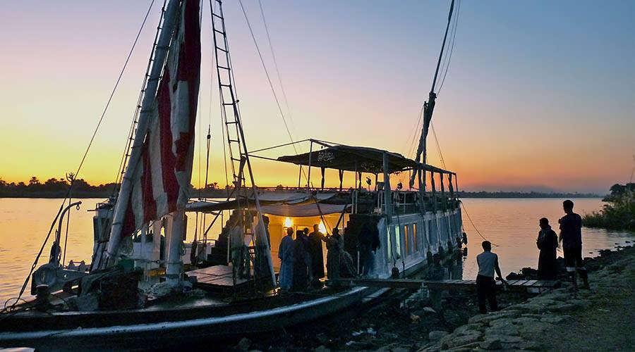 Two days felucca Aswan