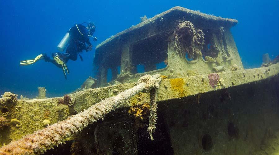 Excalibur Shipwreck Hurghada