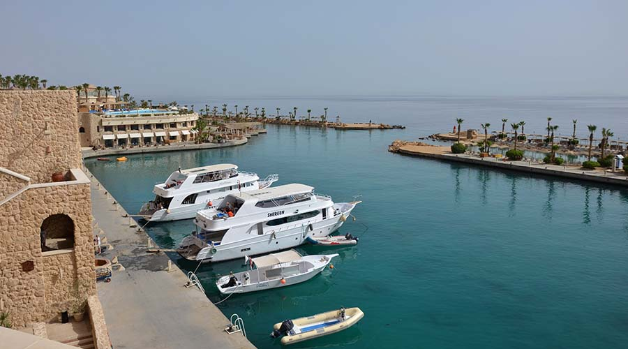 Hurghada Marina Egypt