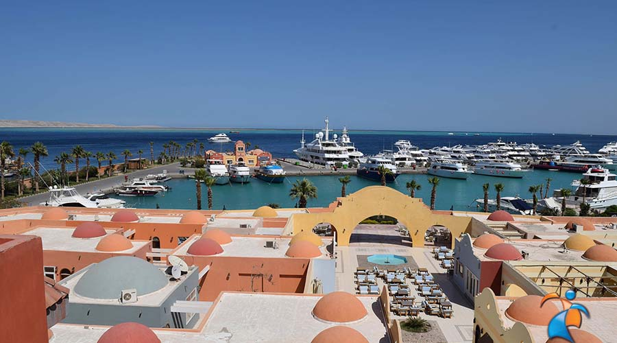 Marina Boulevard Hurghada