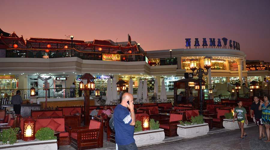 Naama Bay Sharm Egypt