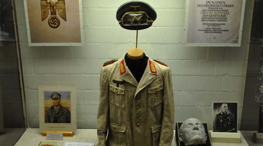 Zo Rommel Museum Egypt
