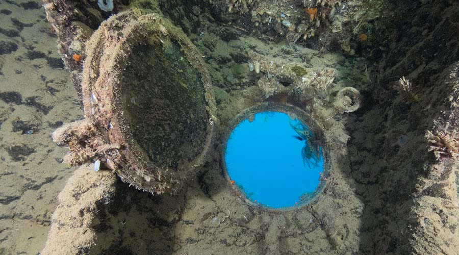 Rosalie Moller Wreck Hurghada