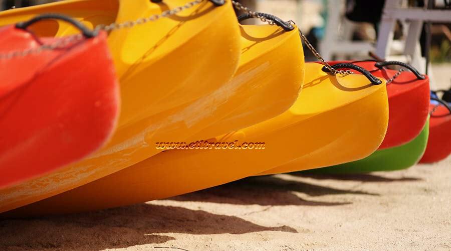 Sharm Kayaking
