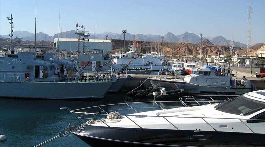 Sharm Marina Egypt