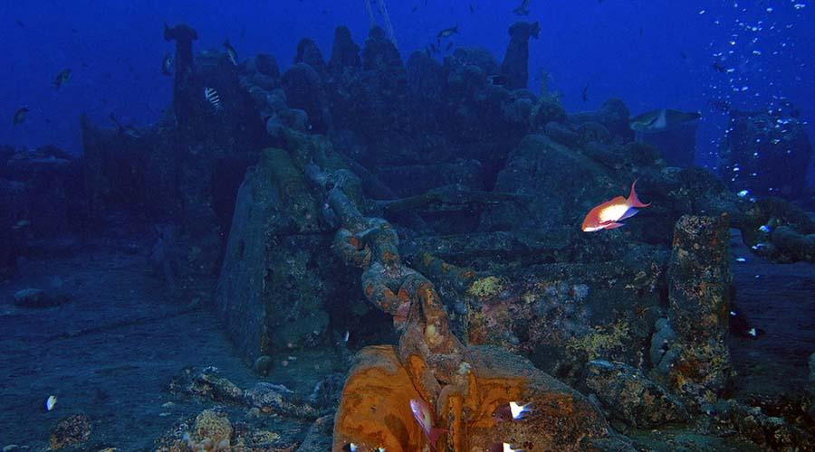 SS Thistlegorm Sharm