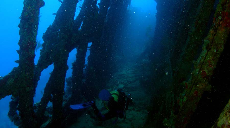 Ulysses Shipwreck Hurghada