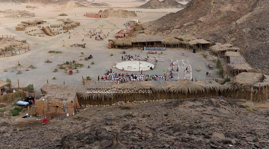 Bedouin Village 4x4 Safari