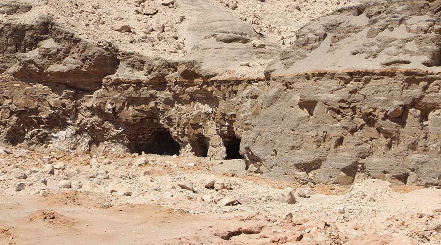 Dababiya National Park Egypt