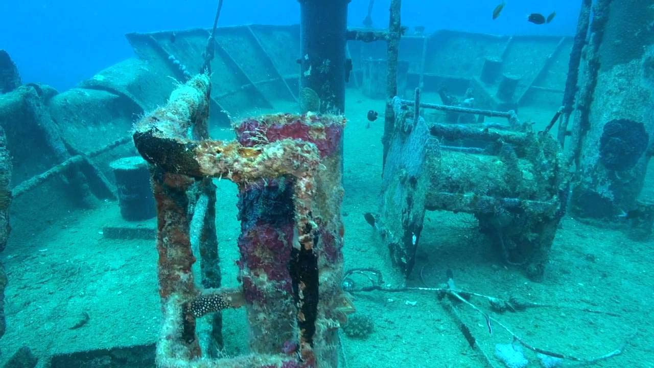 Hebatallah Shipwreck Egypt