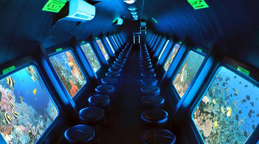 Sharm Semi Submarine
