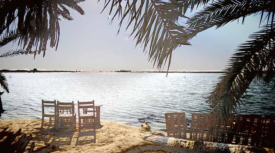 Fatnas Island Siwa Oasis