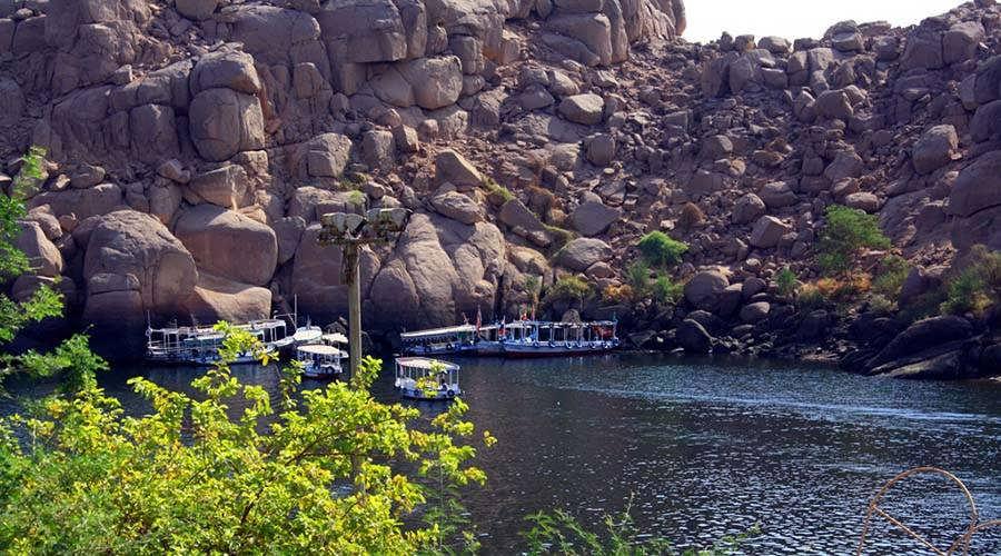 Philae Island Aswan Egypt