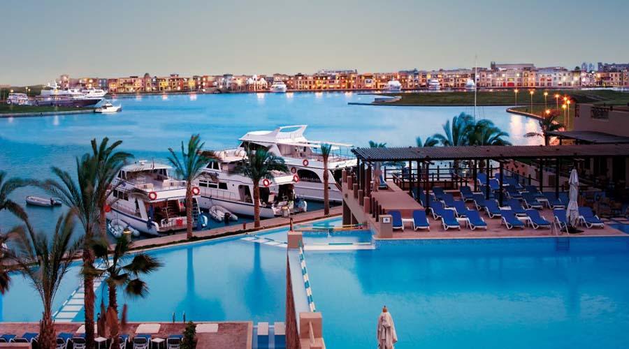Port Ghalib Marina Egypt
