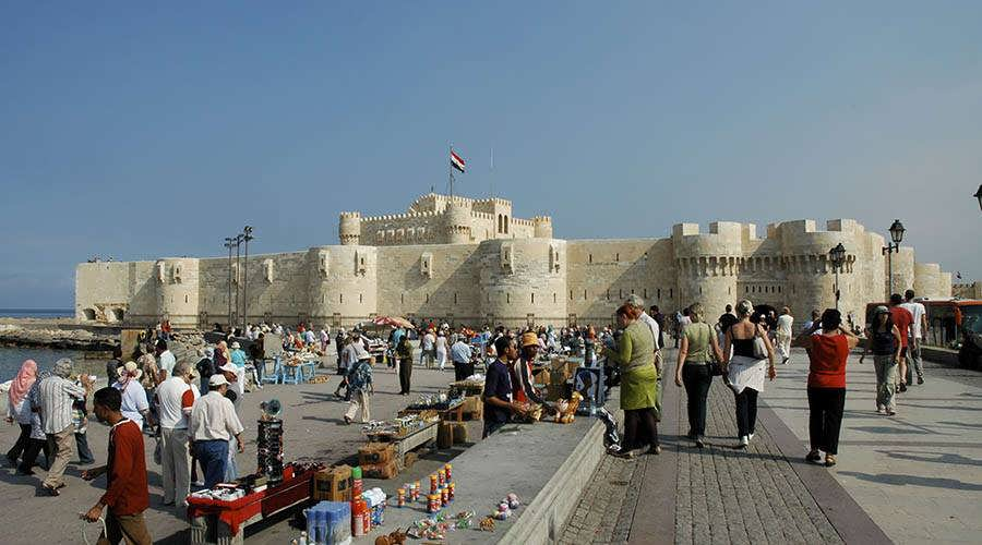 Qaitbay Fort Alexandria