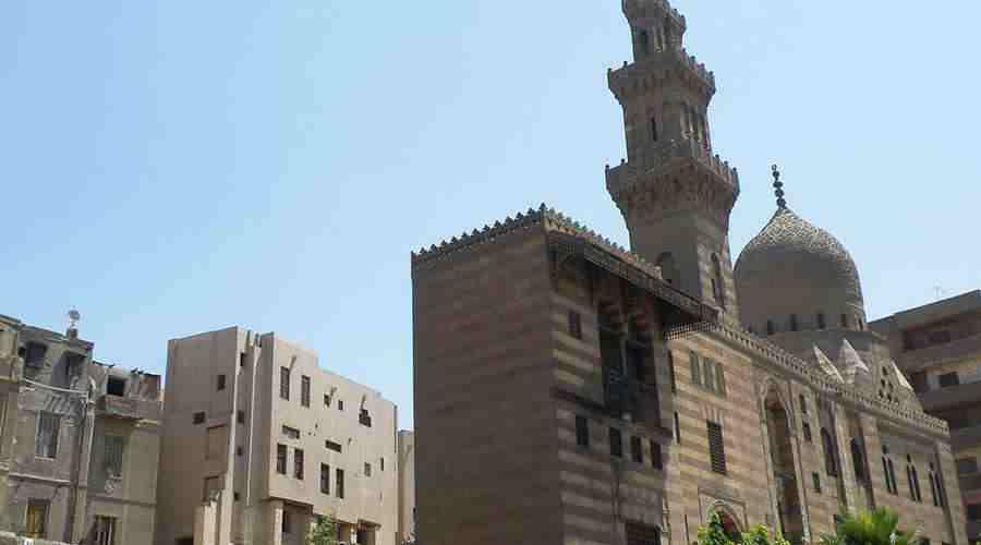 Qanibay Amir Akhur Complex