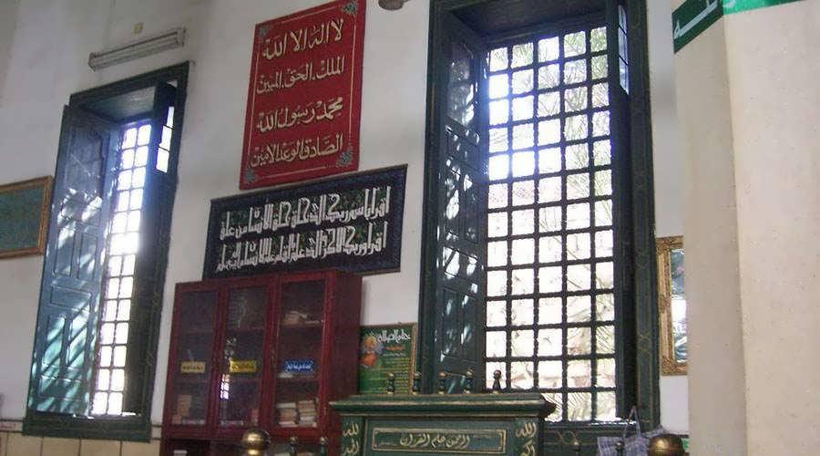 Nabi Daniel Mosque Alexandria