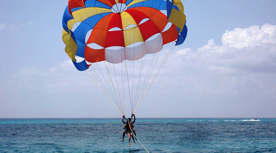 Hurghada Parasailing Egypt