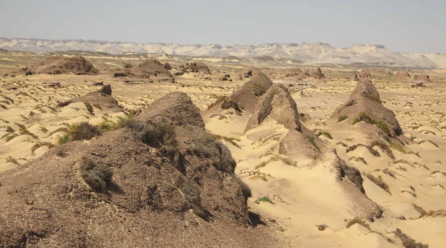 Ain Umm Dabadib Kharga Oasis
