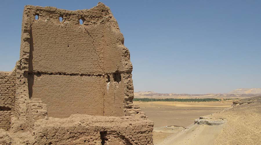 Al Kashef Monastery Kharga Oasis