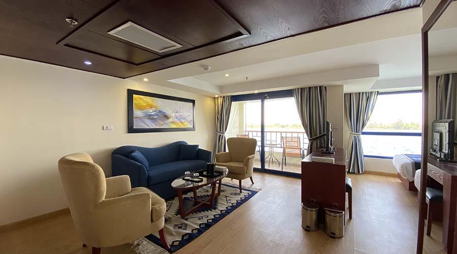 Nile Serenity Nile cruise