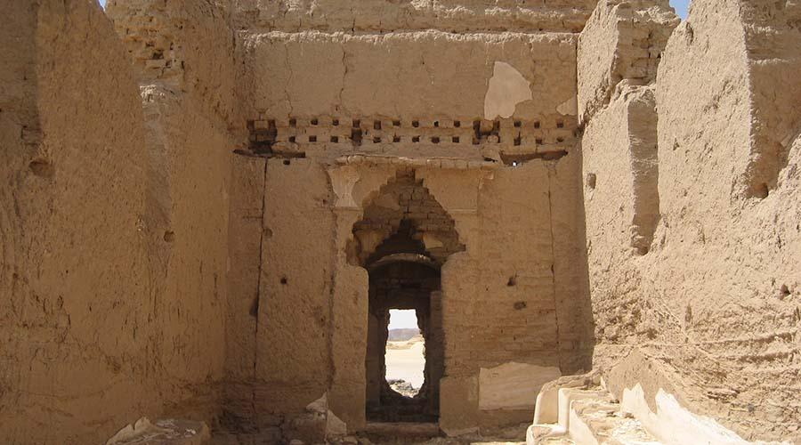 Qasr El Labekha Kharga Oasis